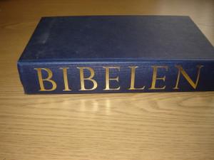 Danish Bible / BIBELEN Den Hellige Skrifts Kanoniske Boger / Udgivet af det Dansk Bibelselskab Kobenhavn
