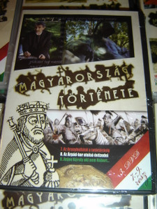 The History of Hungary Documentary Film Series 7-9 Episodes / Magyarorszag Tortenete 7-9. Resz - 2009