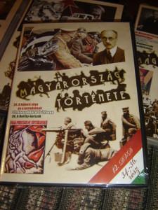 The History of Hungary Documentary Film Series 34-36 Episodes / Magyarorszag Tortenete 34-36. Resz - 2009