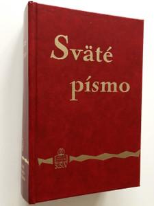 Slovak Catholic Study Bible For Students / Svate pismo Stareho I Noveho Zakona / Biblia Slovensko / Vydal Spolok svateho Vojtecha Trnava 2007