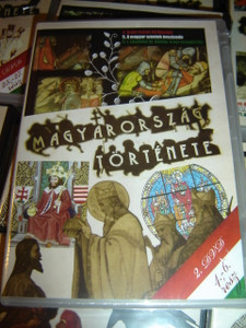 The History of Hungary Documentary Film Series 4-6 Episodes / Magyarorszag Tortenete 4-6. Resz - 2009