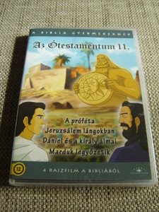 The Old Testament 11 / Four Episodes x 25 minutes / Az Otestamentum 11 / Il Vecchio Testamento / 1. The Prophet 2. Jerusalem on Fire 3. The King's Dreams and Daniel 4. Marduk is conquered