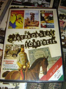 The History of Hungary Documentary Film Series 31-33 Episodes / Magyarorszag Tortenete 31-33. Resz - 2009 -