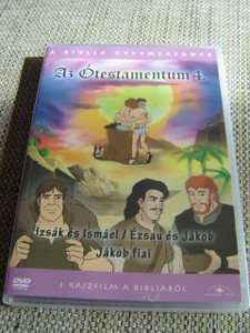 The Old Testament 4 / Three Episodes x 25 minutes / Az Otestamentum 4 / Il Vecchio Testamento / 1. Isaac and Ishmael 2. Jacob and Esau 3. Sons of Jacob