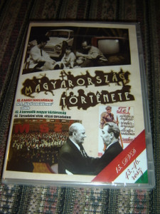 The History of Hungary Documentary Film Series 43-46 Episodes / Magyarorszag Tortenete 43-46. Resz - 2009