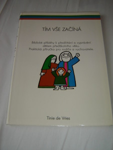 Czech Language Sunday School and Family Worship Activity Book / Tim Vse Zacina