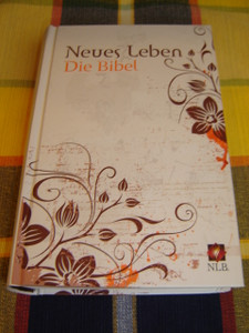 German Bible NLB Art Cover / Neues Leben Die Bibel
