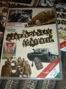 The History of Hungary Documentary Film Series 37-39 Episodes / Magyarorszag Tortenete 37-39. Resz - 2009