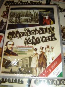 The History of Hungary Documentary Film Series 25-27 Episodes / Magyarorszag Tortenete 25-27. Resz - 2009