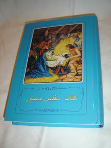 Persian - Farsi Illustrated Bible for Children / Borislav Arapovic and Vera Mattelmaki