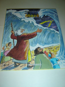 "Lithuanian Children's Bible Series - Book 25 - Moses / Moze / Serija ""Maziems ir dideliems"""