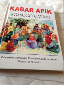 Javanese Children's Bible - Kabar Apik Nganggo Gambar / The Lion Children's Bible - Full Color Pictures