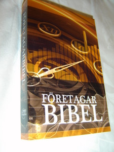 Swedish New Testament / with Testimonies of Swedish and International Businessman