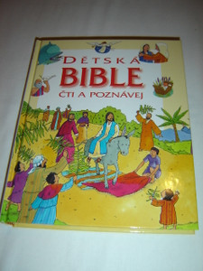 Czech Children's Bible / The Lion Read and Know Bible in Czech Language / Detska Bible Cti A Poznavej
