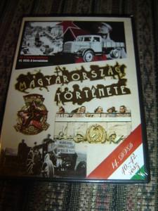 The History of Hungary Documentary Film Series 40-42 Episodes / Magyarorszag Tortenete 40-42. Resz - 2009