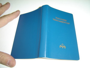 The New Lithuanian Version Pocket New Testament LBD / Naujasis Testamentas