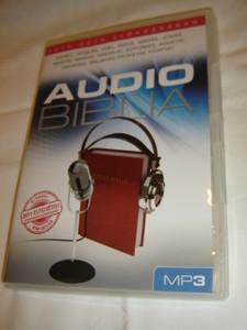 Audio Biblia Tóth Géza eloadásában MP3 / Hungarian Audio Bible on MP3 CD / Dániel, Hóseás, Jóel, Ámos, Abdiás, Jónás ...