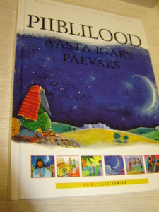 Estonian The Everyday Children's Bible / Piiblilood Aasta Igaks Paevaks / by Rhona Davies