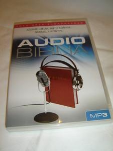 Audio Biblia Tóth Géza eloadásában MP3 / Hungarian Audio Bible on MP3 CD / Józsué, Bírák, Ruth Könyve, Sámuel I. Könyve