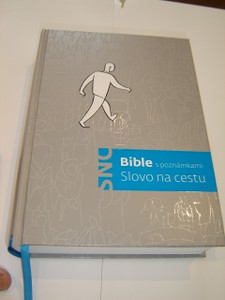 Czech Life Application Study Bible with the Harmony of the Gospels / Czech SNC Bible s Poznamkami Slovo ne cestu 1