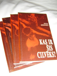 More than a Carpenter in Latvian Language by Josh McDowell / Kas Ir Sis Cilveks?