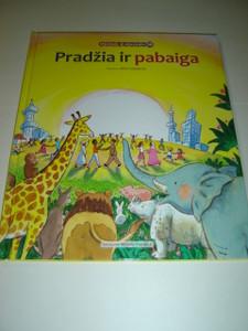 Lithuanian Children's Bible Series - Book 36 - The Beginning and The End / Pradzia ir Pabaiga