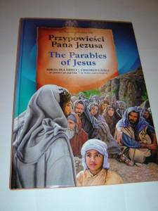 Polish - English Bilingual Children's Book / The Parables of Jesus - Przypowiesci Pana Jezusa