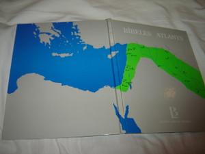 Bible Atlas in Latvian Language /  Bibeles Atlants / Bible Maps