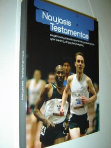 Lithuanian New Testament Sport Edition - Beyond the Utimate / Athletes in Action and Agape