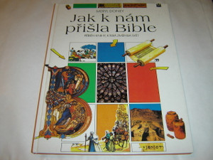 Czech Language Edition: How the Bible Came to Us - Jak k nám prila Bible