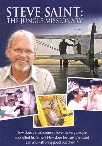 Steve Saint: The Jungle Missionary DVD (2008) Missionary Inspirational Movie