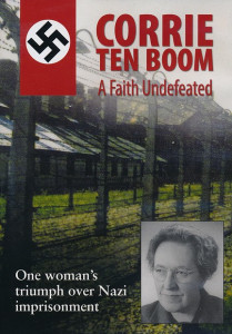 Corrie ten Boom: A Faith Undefeated DVD (2013) One woman's triumph over Nazi imprisonment / Christian Inspirational Movies