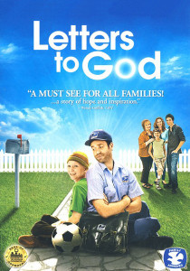"Letters To God DVD (2010) ""A MUST SEE FOR ALL FAMILIES ... A story of hope and inspiration"""