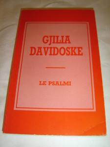Romani Kalderash language Book of Psalms / Gjilia Davidoske - Le Psalmi en Kalderas