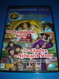 The Torchlighters: The Augustine Story & The Gladys Aylward Story (DVD)