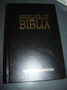 Magandang Balita Biblia TVP 033 / Tagalog Popular Version Bible / Philippines