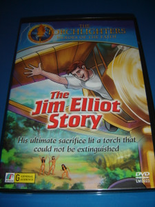 The Torchlighters: The Jim Elliot Story (DVD)