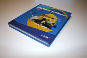 French Children's Bible / Ma Bible prefere : Texte d'apres la Bible Parole de vie