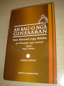 Samarenyo New Testament with Psalms - CATHOLIC Edition / An Bag-o Nga Ginsaaran