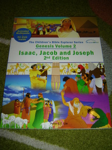 Genesis Volume 2 - Isaac, Jacob and Joseph / The Children's Bible Explorer Series