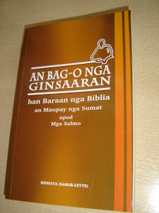 Samarenyo New Testament with Psalms / An Bag-o Nga Ginsaaran