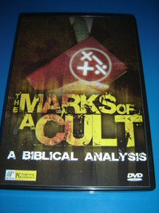 The Marks of a Cult - A Biblical Analysis (DVD) Hosted by Eric Holmberg