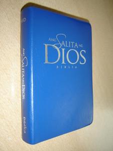 Tagalog Pocket Size Bible - Blue cover / Ang Salita ng Dios Biblia