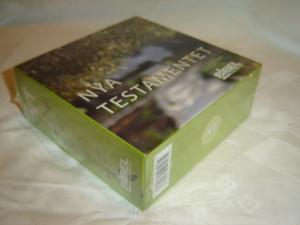 Swedish Language Audio New Testament - 22 CD Box Set / Nya testamentet - Ljudbok
