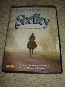 Sheffey - Based on the book The Saint of the Wilderness by Jess Carr DVD