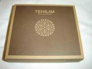 Psalms of King David - Tehilim / Book of Psalms in Czech Language + CD on the Psalms of David sung by Jane Pert / Tehilim - Zalmy krle Davida (kniha + CD)
