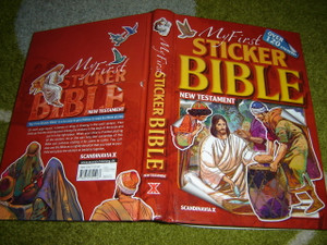 My First Sticker Bible