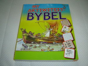 My Aktiwiteit - Bybel / Children's Activity Bible in Afrikaans Language Edition
