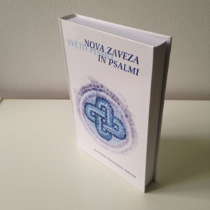 Slovenian New Testament with Psalms - LARGE Print / Nova zaveza in Psalmi - slovenski standardni prevod Svetega pisma / Slovenian Standard Version