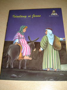 Jesus is Born / Tagalog - English Bilingual Children's Comic Strip Bible Book / Isinilang si Jesus